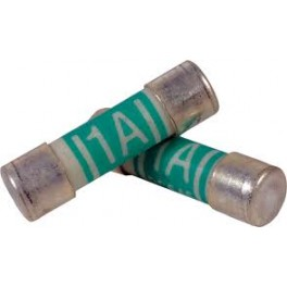 1A shaver fuse Pack of 2